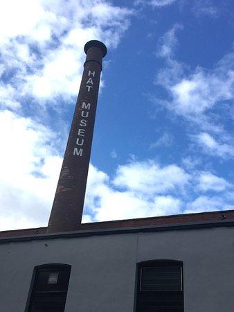 Stockport, UK: The wonderful Hat Museum!