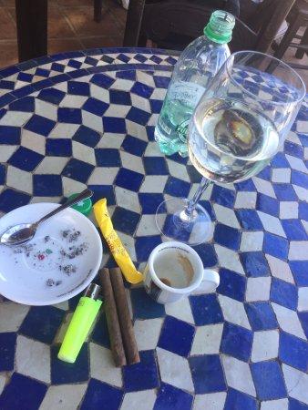 Casa Santa Maria: the worst espresso in the whole island