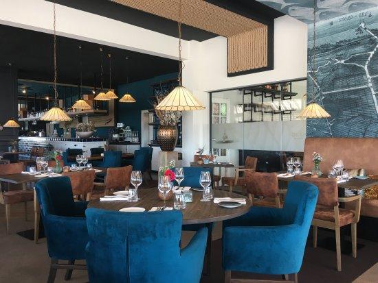 Ijmuiden, Holandia: Brasserie & Restaurant De IJmond