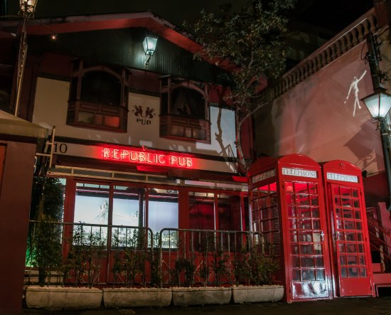 Republic English Pub