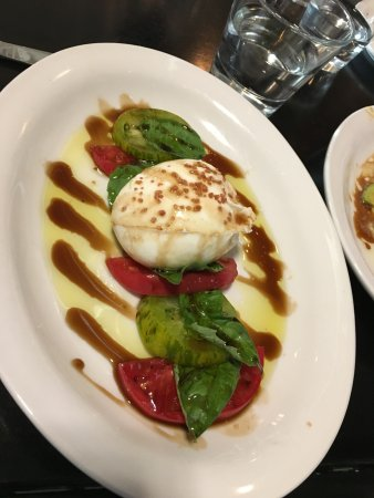 Littleton, Κολοράντο: Caprese salad