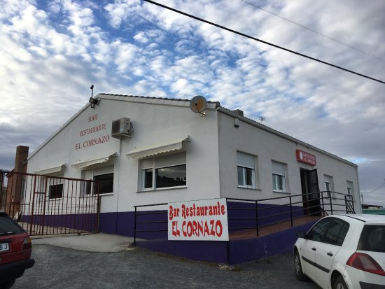 Horcajo Medianero, Spain: Comida de la abuela