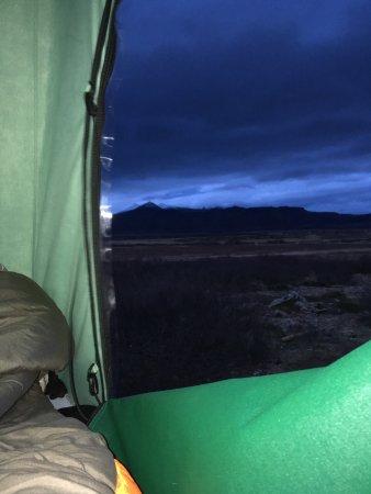 Keflavik, Islandia: Northern lights weren't out unfortunately