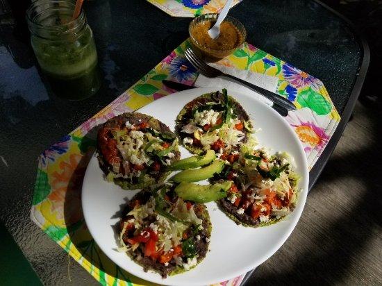Ciudad Victoria, Mexico: Motuleños y enchiladas yucatecas