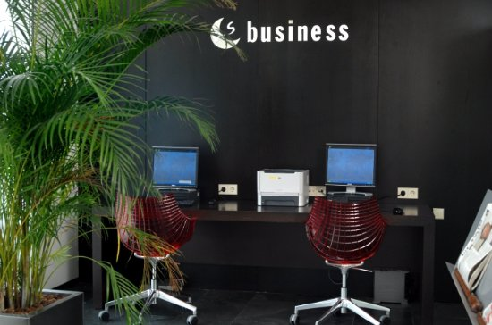 Castellbisbal, Spain: Business Center