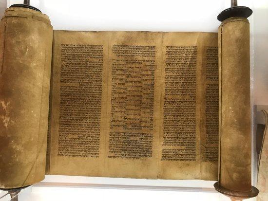 Mickve Israel Temple: One Of The Original Torah Scrolls