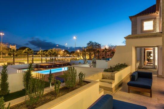 pal cio do governador hotel lisbonne portugal voir les tarifs et 95 avis. Black Bedroom Furniture Sets. Home Design Ideas