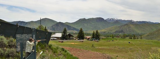 Hailey, ID: Nestled in the Mountains is the Hurtig Shooting Center