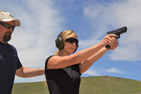 Hailey, ID: We offer instruction in rifle, shotgun and pistol.