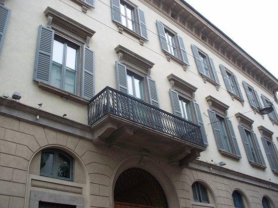 Palazzo Brivio Sforza