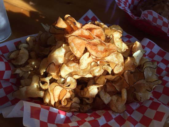 Cashmere, WA: Ribbon Fries