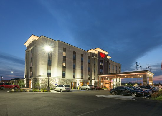 Exterior Picture Of Hampton Inn Buffalo Hamburg Hamburg