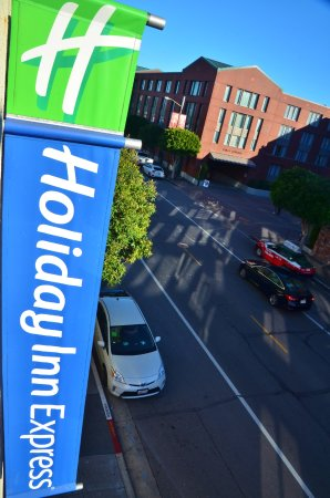 Holiday Inn Express Hotel & Suites San Francisco Fisherman's Wharf Foto