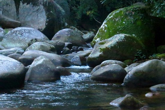 Guapimirim, RJ: Cachoeira do Limoeiro