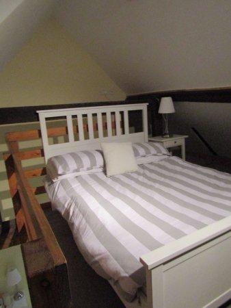 Hursley, UK: Upstairs bedroom