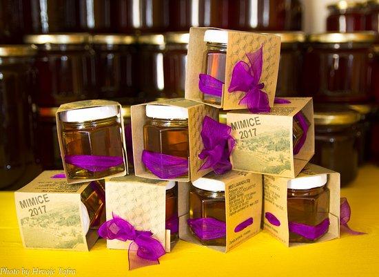 Mimice, Hırvatistan: Lavander honey