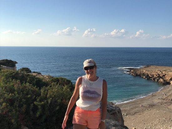 Paphos District, ไซปรัส: Nice view