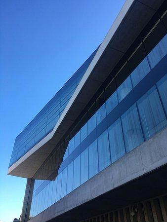 Μουσείο Ακρόπολης: Outside