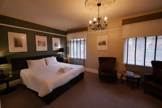 The White Hart : Bedroom