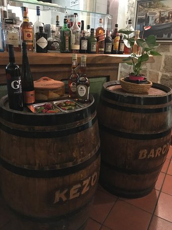 Murter, Croatia: November 2017, Kezo