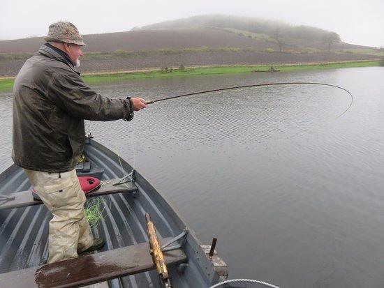 Golden loch fishing cupar skotland anmeldelser for My fishing advisor