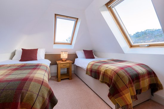 Ardgay, UK: First floor guest room in cottage Ghillie's Rest