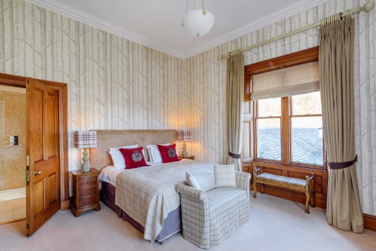 Ardgay, UK: Room 'Rowan' in Alladale Lodge
