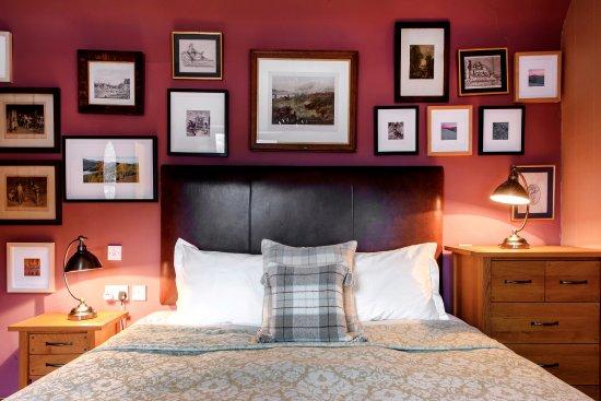Ardgay, UK: Room 'Holly' in Alladale Lodge