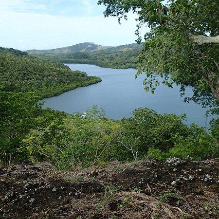 Vanua Levu, Fiyi: View of back bay