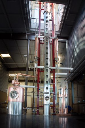 Statesville, NC: Continuous Column Still System