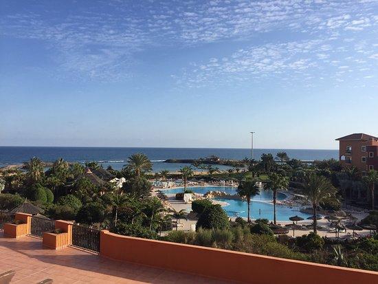 Sheraton Fuerteventura Beach, Golf & Spa Resort: View from 4th floor balcony