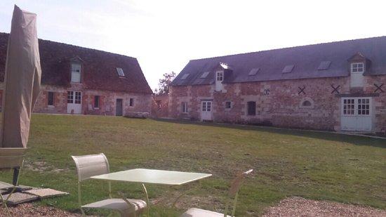 Joue-les-Tours, Francja: Cadre enchanteur