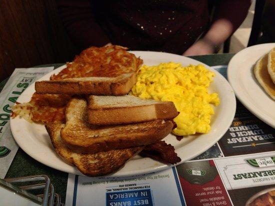 Huntersville, North Carolina: The Bissell Breakfast