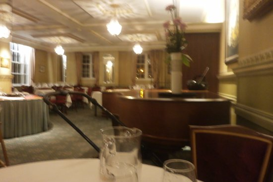 Stranraer, UK: The Regency Dining Room ,