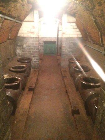 Stockport, UK: Men's toilets
