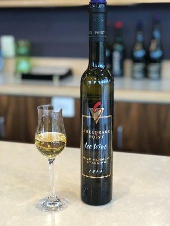 Ovid, NY: ice wine