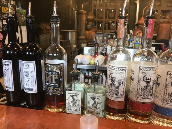 Maggie's Farm Rum Distillery