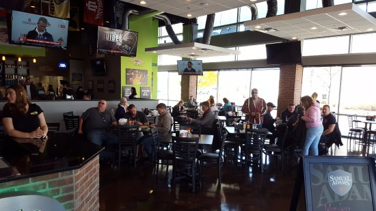 Plainfield, IN: Lunchtime!