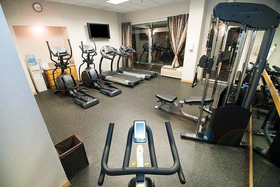 Fullerton, CA: Fitness Facility