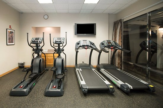 Fullerton, Californien: Fitness Facility