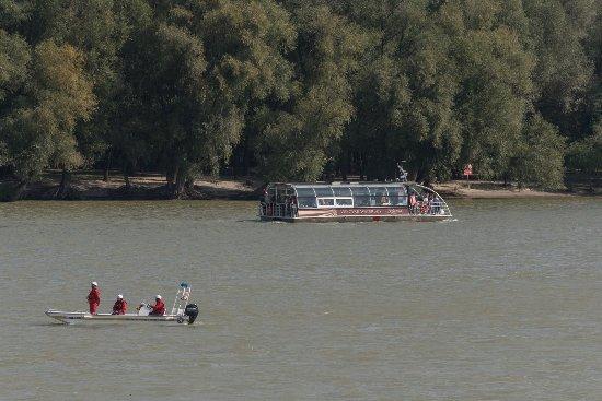 Vukovar, Croatia: We sail...