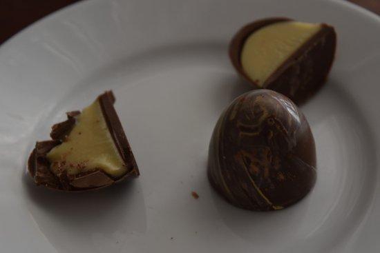 Brownwood, TX: house made chocolates