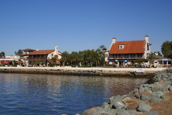 Homewood Suites by Hilton San Diego Airport - Liberty Station: Seaport Village