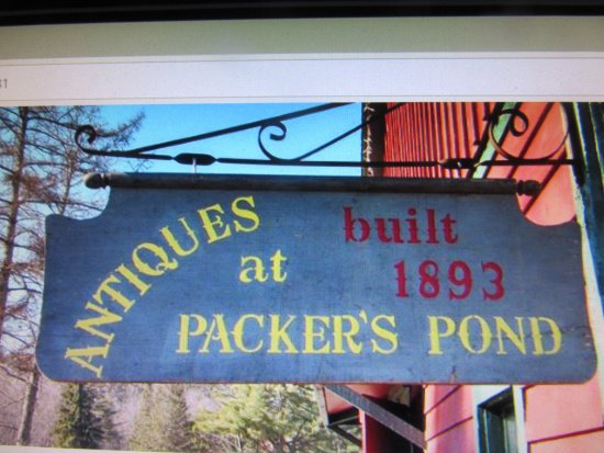 Antiques at Packers Pond