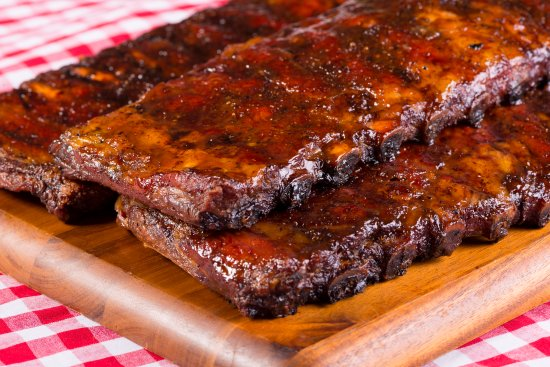 Old Carolina barbecue company: Award-winning Ribs