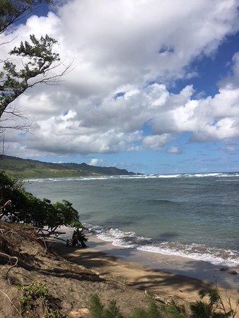 Waihee Beach Park: Gorgeous views