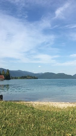 Urfeld am Walchensee