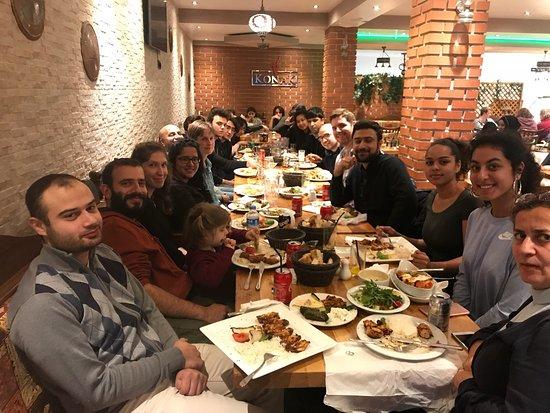 Konak authentic turkish cuisine mediterranean restaurant for Authentic turkish cuisine