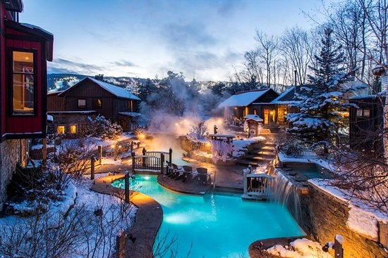 Blue Mountains, Canadá: Winter Wonderland