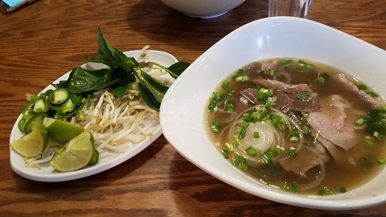 Waldorf, MD: #4 Pho when served